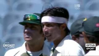From The Vault: Amir bags five at the 'G