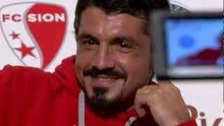 FC Sion: Bienvenue chez Gattuso N. 1