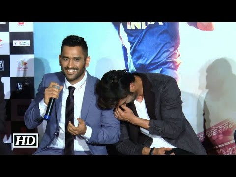 Dhoni talks about Sushant's nervousness | M.S. Dhoni: The Untold Story