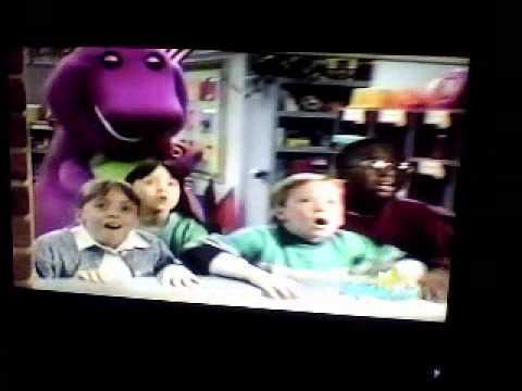 Barney Theme Song in German
