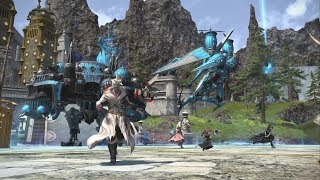 FFXIV OST - Rival Wings: Astragalos' Theme