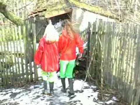 Regensachen Nadine & Sandy