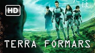 Terra Formars, tráiler película Japonesa live action (2016)