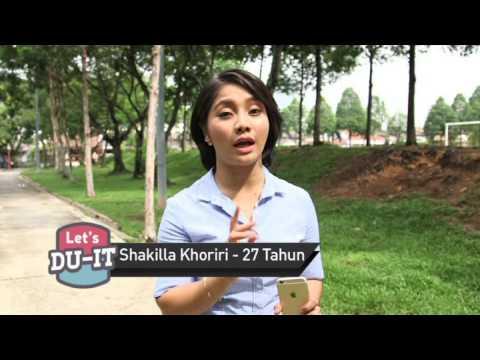 Let's Duit 2016   Ep1  Shakilla Khoriri Vs Eyka Farhana