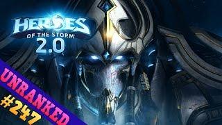 Heroes of the Storm 2.0 | Artanis - En Templo celeste | EP247 | Gameplay Español | Heroes 2.0