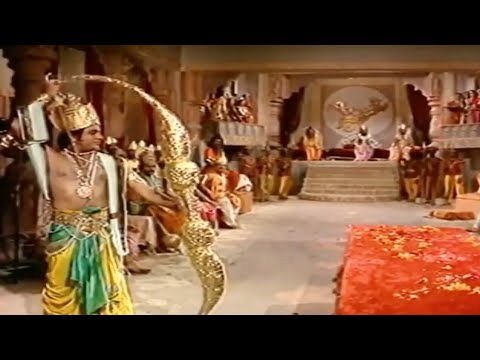 Ramayana राम के धनुष तोड़ते ही काँप गया ब्रमांड Sita Swayamwar सीता स्वयंमवर Ramayan Full video