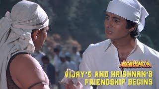 Agneepath (1990) Movie - Part 5 -  Amitabh Bachchan, Mithun Chakraborty