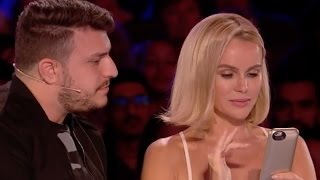 Mind Readers DNA Delivers an UNBELIEVABLE Performance | Week 1 | Britain's Got Talent 2017