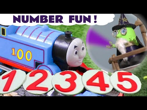Xxx Mp4 Learn Numbers With Thomas Friends Number Prank By Funny Funlings Wizard Funling TT4U 3gp Sex