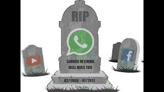 Why WhatsApp BANNED In China?