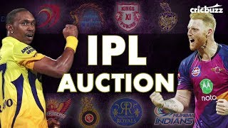 IPL Auction Top Picks - International Players