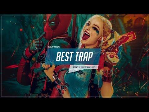 Best Trap Music Mix 2016 ☢ Suicide Squad Trap ☢ Trap & Future Bass Best EDM