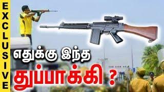 போராடத்தை கலைக்க எதுக்கு இந்த துப்பாக்கி : Advocate Saravanan talks about the GUN SHOT in Tuticorin
