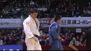 Varlam Liparteliani (GEO) vs Mashu Baker (JPN) -90kg Tokyo Grand Slam 2014