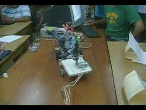 ROBOTS BOXEADORES - MOTARO - PROY. DIGITALES AVANZADOS - UNIV. DE ORIENTE - VENEZUELA