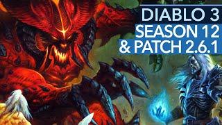 Diablo 3 - Season 12 und Patch 2.6.1: Das Rekord-Update
