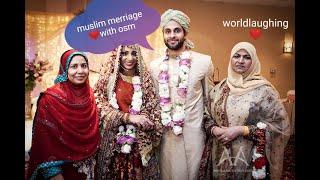Muslim ki shaadi .with Maulana🇮🇳in india...Muslim marriage...