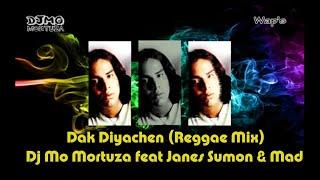 Dak Diyachen || Reggae Mix || Dj Mo Mortuza feat Janes Sumon & Mad Lion