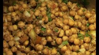 """ CHANA CHAAT "" Bajias Cooking"