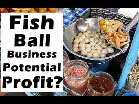 Xxx Mp4 Fish Ball Kikiam Squid Ball How BIG Is The Profit Per Pack Filipino Street Food 3gp Sex