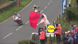 GUY MARTIN Crash! Ulster GP Review 2015!
