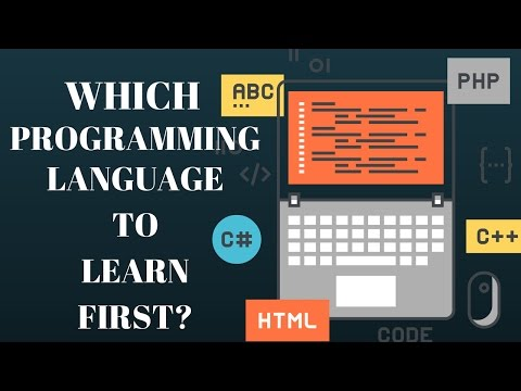 What Programming Language Should I Learn First