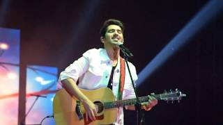 Armaan malik tu hi hai mujhko bata de song |Spring fest 2017 |IIT Kharagpur | armaan malik new songs