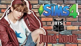 [The Sims 4] Create A Sim | #6 JungKook BTS - Not Today ❤ (+Sim's link download)