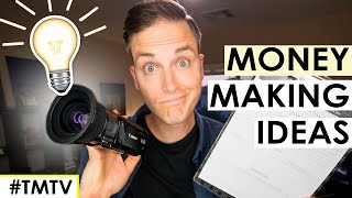 Ideas to Make Money on YouTube and Pre-Production Process Tips — #TMTV Q&A