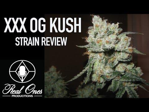 Strain Review: XXX OG Kush