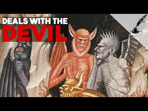 5 Sinister Deals with the Devil in History