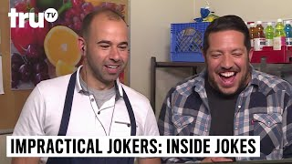 Impractical Jokers: Inside Jokes - Battle of the Samples | truTV