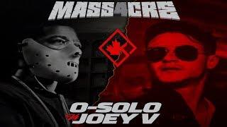 KOTD - Joey Gambello vs O-Solo | #MASS4