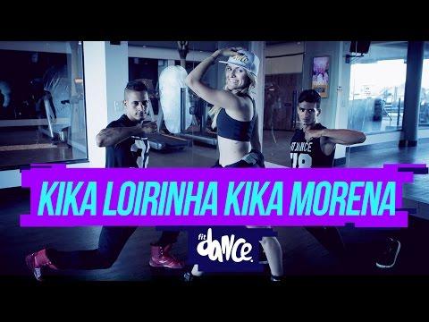 Kika Loirinha Kika Morena Maderada do Arrocha Coreografia FitDance 4k