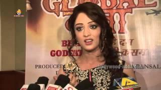 Global Baba Hindi Movie (2016) - Official Music Launch - Sunny Deol - Raj Pal Yadav !!!