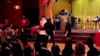 Tommy Carruthers JKD demo at Bruce Lee 70th Birthday 2010
