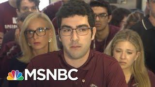 Parkland Survivors Transform The Gun Debate | All In | MSNBC