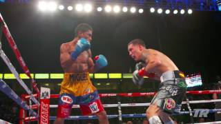 Oscar Valdez vs. Miguel Marriaga | Highlights