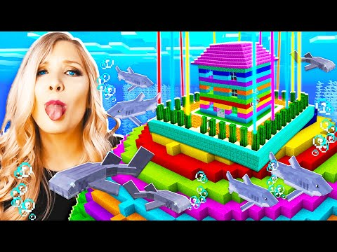 NEVER Break Into My Wife s IMPOSSIBLE Underwater Minecraft House