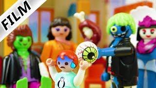 Playmobil Film deutsch | MONSTER KITA -Emma gruselt sich im Kindergarten |Kinderserie Familie Vogel