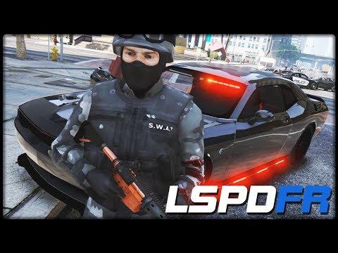 GTA 5 LSPD:FR #182 | SWAT Einsatz | URBAN SWAT - Deutsch - Grand Theft Auto 5 LSPDFR