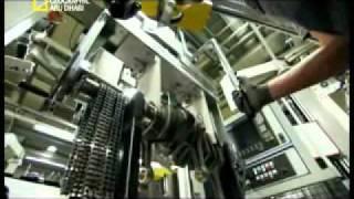 مصانع عملاقة : مصنع سيارة بورش