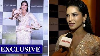 Sunny Leone Reveals About Launching Her New Brand & Hindi Lessons  Exclusive