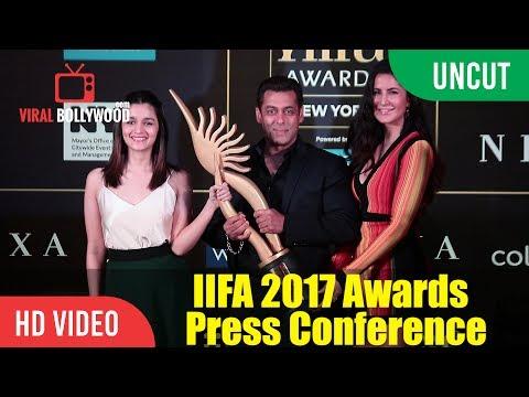 Xxx Mp4 UNCUT IIFA Awards 2017 Press Conference Salman Khan Katrina Kaif Alia Bhatt 3gp Sex