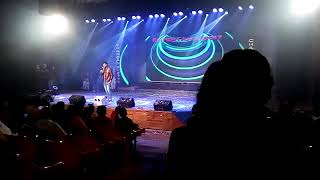 CHANDAN SHEATTY on stage program halagode song