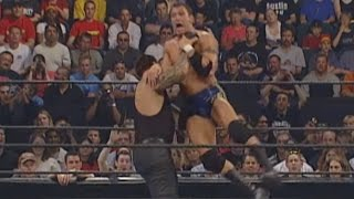 WWE Undisputed Champion The Undertaker vs. Randy Orton: SmackDown, May 30, 2002