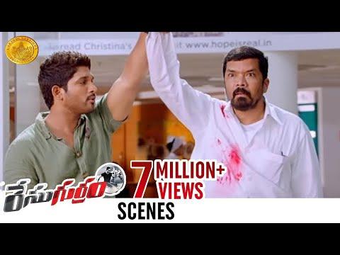 Xxx Mp4 Allu Arjun Makes Posani Famous Race Gurram Comedy Scenes Shruti Haasan Surender Reddy Thaman 3gp Sex