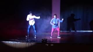 BEST ROBOTICS + Maata ka jagraata IN ABESEC (Eximius16|Duet Dance)