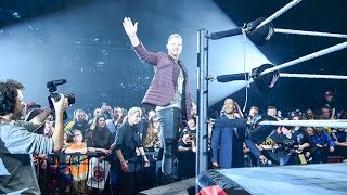 Ben Stokes' night at the WWE in Newcastle