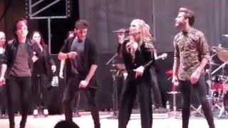 Anastacia - Who's Loving You feat. Auryn (Madrid, 9 Abril 2015)